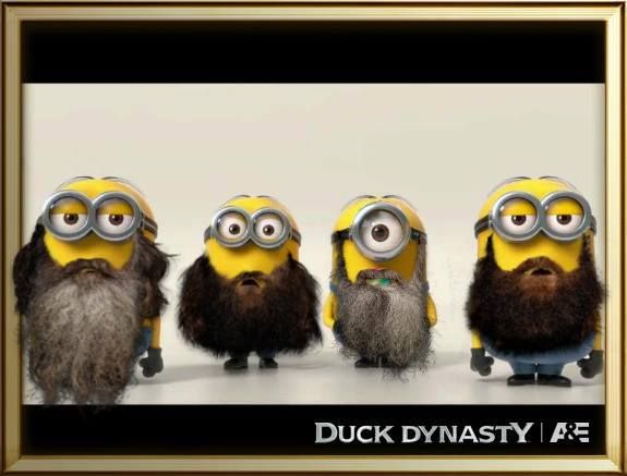 Duck Dynasty Fever