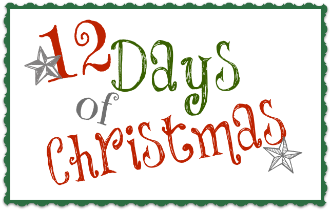 A Country Belle's 12 Days of Christmas