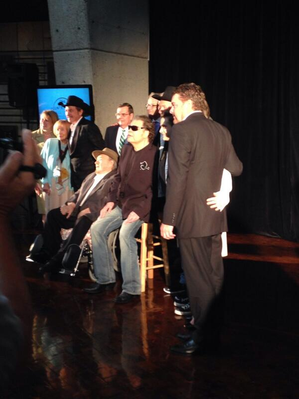 2014 Country Music Hall of Fame Inductees
