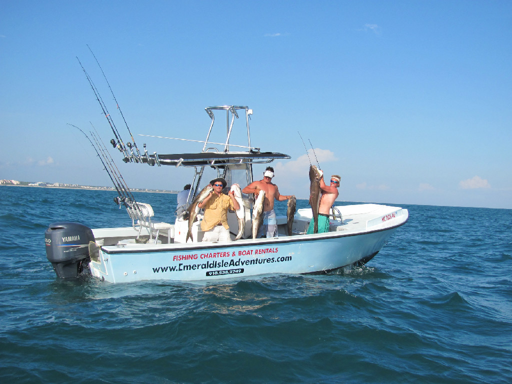 A southern state of mind countrybellechic for Emerald isle fishing charters