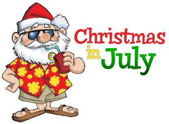 today is the first day of our week long celebration of christmas in july theres going to be ideas for food decorations and more - When Is The First Day Of Christmas